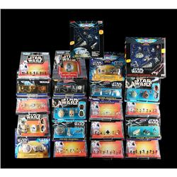 STAR WARS TOYS - Micro Machines Collection