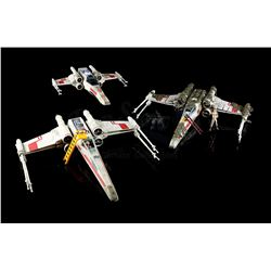 STAR WARS TOYS - X-Wing Fighters