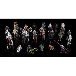 STAR WARS TOYS - Force Unleashed Action Figures