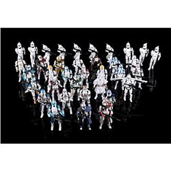 STAR WARS TOYS - Clone Trooper Action Figures