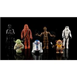 STAR WARS TOYS - Disney Star Tours Figures