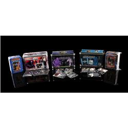 STAR WARS TOYS - Metal Collectors Cards