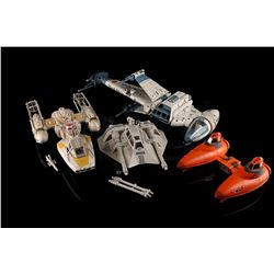 STAR WARS: VARIOUS PRODUCTIONS - Rebel Ships