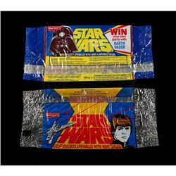 STAR WARS: RETURN OF THE JEDI - Biscuit Wrappers
