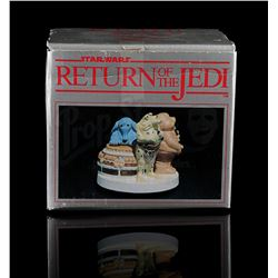STAR WARS: RETURN OF THE JEDI - Sy Snootles and the Rebo Band Rotating Music Box
