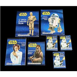 STAR WARS: A NEW HOPE - Stationary Books