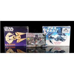 STAR WARS TOYS - Model Kits - Sealed
