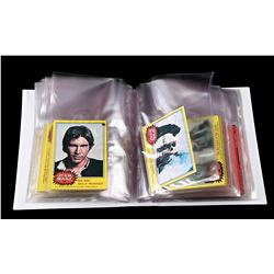 STAR WARS: A NEW HOPE - Two Sets of Trading Cards