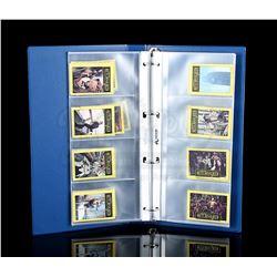 STAR WARS: RETURN OF THE JEDI - Trading Card Set