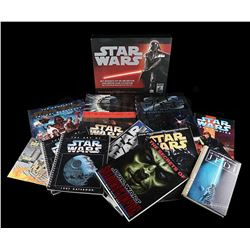STAR WARS TOYS - Star Wars Books