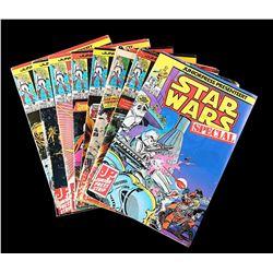 STAR WARS TOYS - Dutch Comic Books