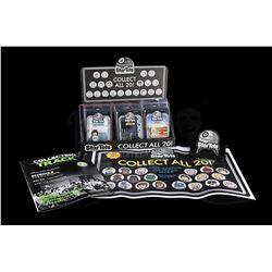 STAR WARS TOYS - Celebration VI Star Tots Set Display & Medallion