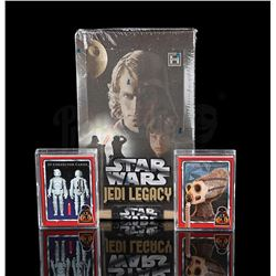 STAR WARS TOYS - Star Wars Trading Cards
