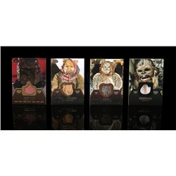 STAR WARS: RETURN OF THE JEDI - Authentic Film Prop Trading Cards