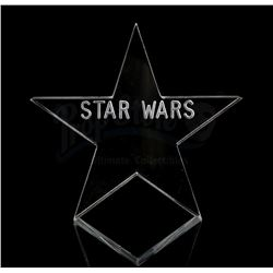 STAR WARS: A NEW HOPE - Lucite Star Crew Gift