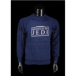 STAR WARS: RETURN OF THE JEDI - Revenge of the Jedi Crew Blue Sweatshirt