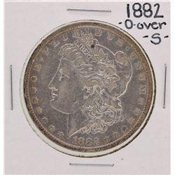 1882-O/S $1 Morgan Silver Dollar Coin