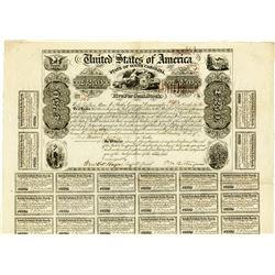 State of South Carolina, 1838 I/U Bond.