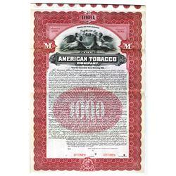 American Tobacco Co., 1904 Specimen Bond