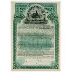 Seaboard Air Line Belt Railroad Co. 1893. Specimen Bond.