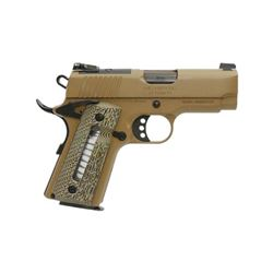 "GIRSAN MC1911SC ULT 9MM 3.4"" 7RD FDE"