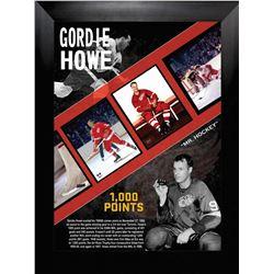 Gordie Howe - 1000 points (64-464)