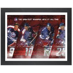 Winnipeg Jets - all time greats (64-992)
