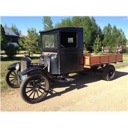 1925 Ford TT 1-ton truck