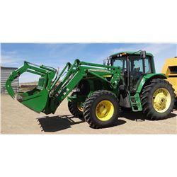 2005 John Deere 7320 tractor