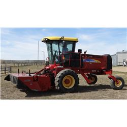 2009 New Holland H8080N rotary swather