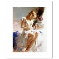 "Pino (1939-2010) ""Early Morning"" Limited Edition Giclee. Numbered and Hand Signed; Certificate of Au"