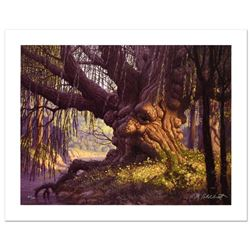 """""""Old Willow"""" Limited Edition Giclee on Canvas by The Brothers Hildebrandt. Numbered and Hand Signed"""