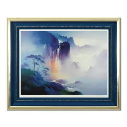 """H. Leung, """"Dreamscape"""" Framed Limited Edition, Numbered 50/100 and Hand Signed with Letter of Authen"""