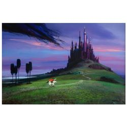 Peter Ellenshaw (1913-2007),  Aurora's Rescue  Limited Edition Giclee on Canvas from Disney Fine Art