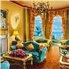 "Image 2 : Anatoly Metlan, ""Sunny Day in Florida"" Limited Edition Serigraph, Numbered and Hand Signed with Cert"