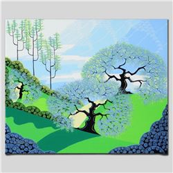 """""""Spring"""" Limited Edition Giclee on Canvas by Larissa Holt, Numbered and Signed with COA. This piece"""