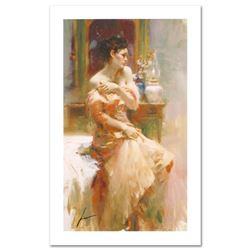 "Pino (1939-2010) ""Silk Taffeta"" Limited Edition Giclee. Numbered and Hand Signed; Certificate of Aut"