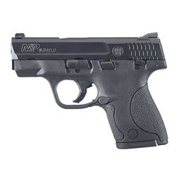 "Smith & Wesson Shield, Striker Fired, Compact, 9MM, 3.125""BRL, 8 Shot, 19 oz"