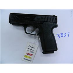 "KAHR ARMS CW40 Pistol, .40SW, Black Polymer, 3.6""BRL, 6 Shot, NEW IN BOX"