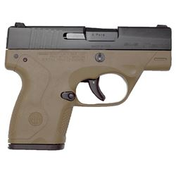 Beretta, NANO, Striker Fired Pistol, Sub Compact, 9MM, NEW IN BOX
