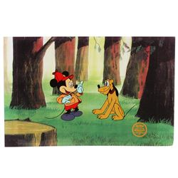 The Pointer by Walt Disney Productions Limited Edition Serigraph