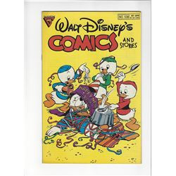 Walt Disneys Comics and Stories Issue #538 by Gladstone Publishing