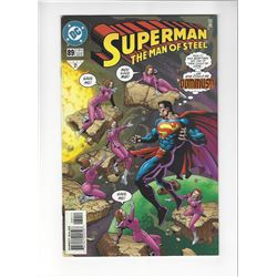 Superman The Man of Steel Issue #89 by DC Comics