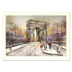 Arc de Triomphe by Rivera, Antonio