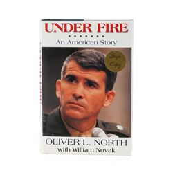 Signed Copy of Under Fire: An American Story by Oliver L. North