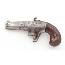 Civil War National Arms Co. Iron Frame Derringer
