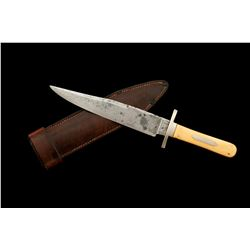Fancy George Wostenholm Bowie Knife
