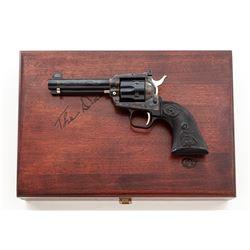 Cased Colt John Wayne Commem. ''The Duke'' Revolver