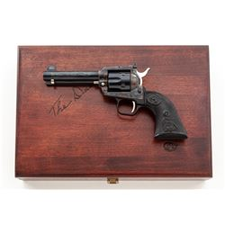 Cased Colt John Wayne Commem. ''The Duke'' Revolver