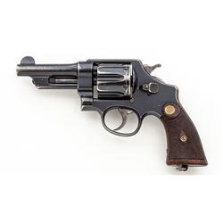 S& W 1st Model Hand Ejector Triplelock Revolver